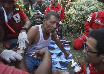 Breaking: Family Launches Suicide Attacks on 3 Churches in Indonesia