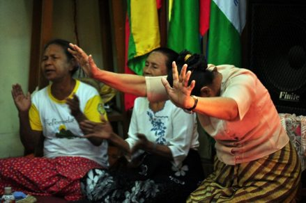 Pray With Women Missionaries Beaten by Enraged Villagers in Burma