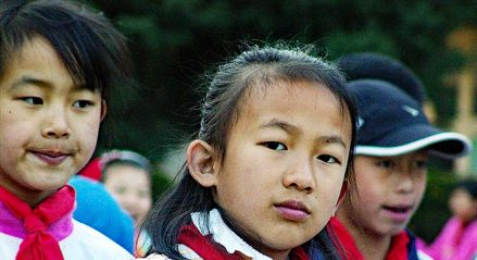 Pray With China's Children Forced to Renounce Their Faith in School