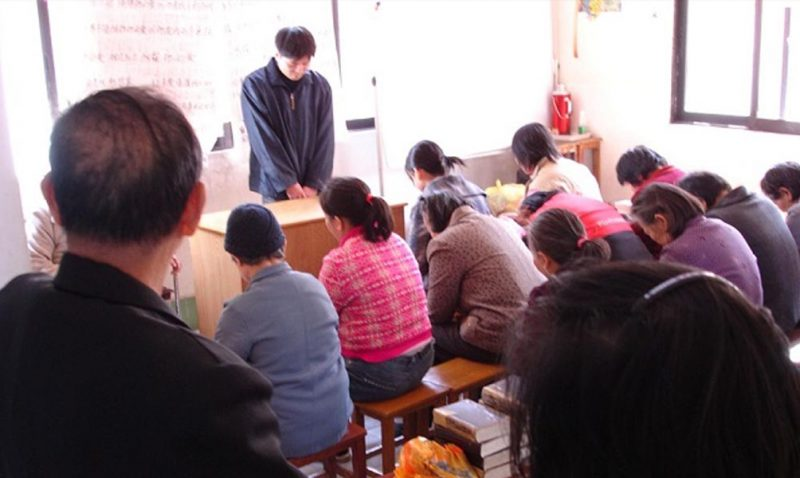 China Shutters 6 More Christian Churches, Tears Down Crosses
