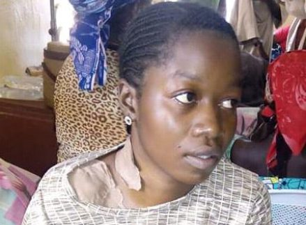 Pray With Nigerian Girl Who Witnessed Family Massacre