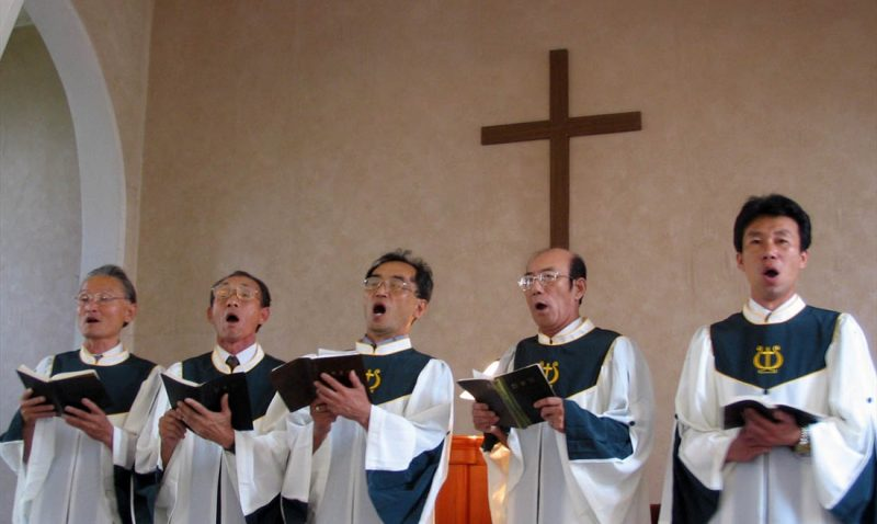 Why Does Kim Jong-Un Pretend to Care About Christianity?