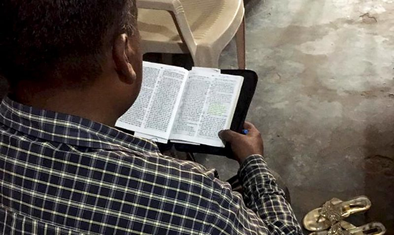 One Prayer Saved This Pastor in India from the Lion's Den
