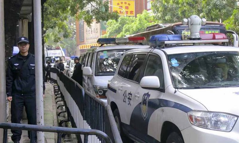 'Today, We Worship in Police Cars'–60 More Arrests in Chinese Church Raid