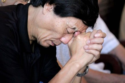 Miracles in China: 'All I could do is pray'