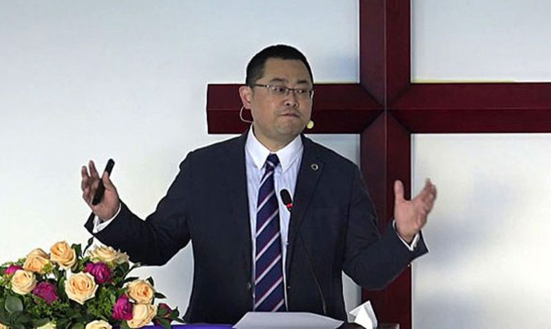 Read Chinese pastor's powerful letter to authorities released after his arrest