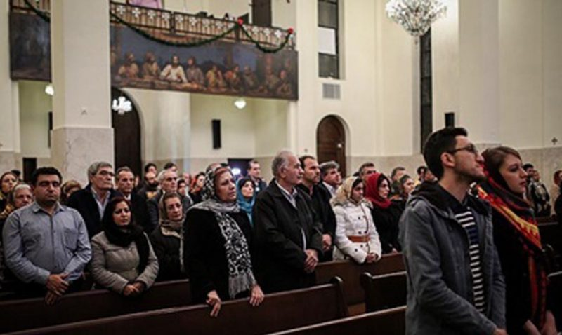 114 Christians Arrested in One Week in Iran