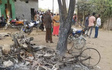 Pray With 13 Churches Attacked by Mob in Ethiopia