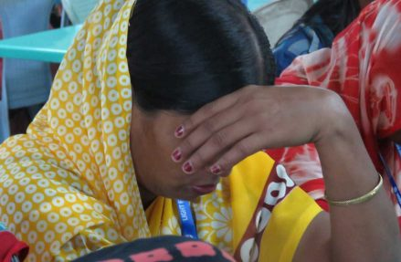 Pray With New Christian Couple Badly Beaten After Wife's Baptism