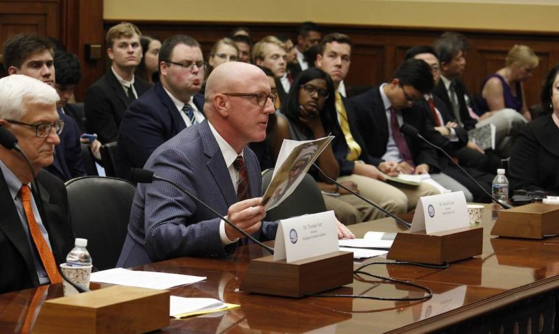 Capitol Hill: Open Doors USA CEO calls out major abuses against Christians