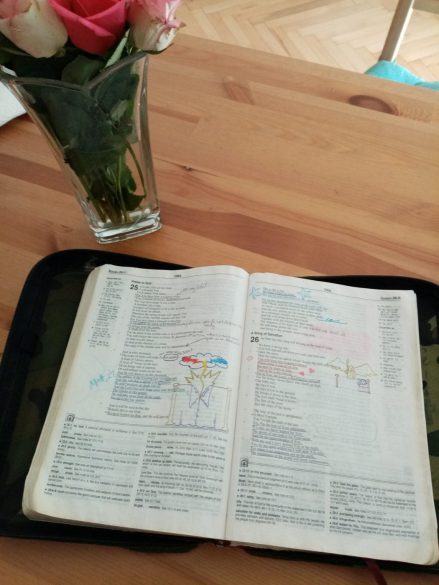 My Bible has been with