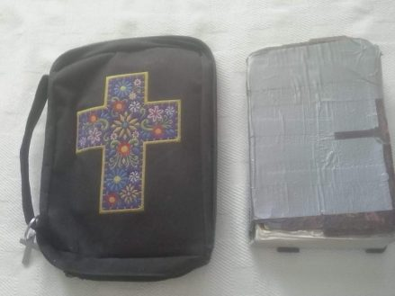 #ThisIsMyBible.It was originally given to