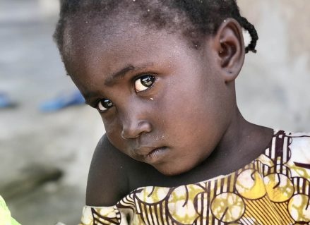 8,000 children abducted by Boko Haram—pray for the children of Nigeria
