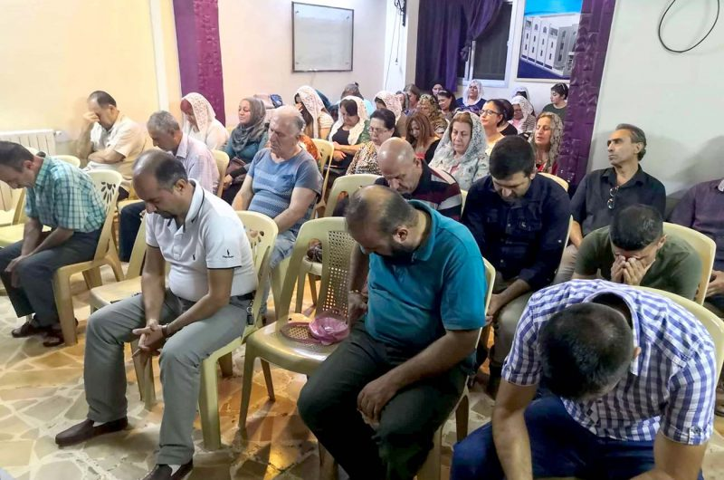 Syrian Crisis: How the Global Church Can Help