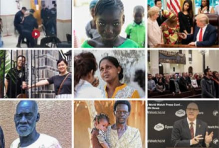 2019: The most read/watched stories of Christian persecution