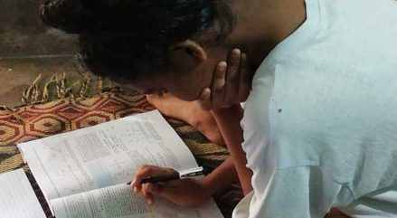 Your help enables Aditi to overcome persecution and continue her studies