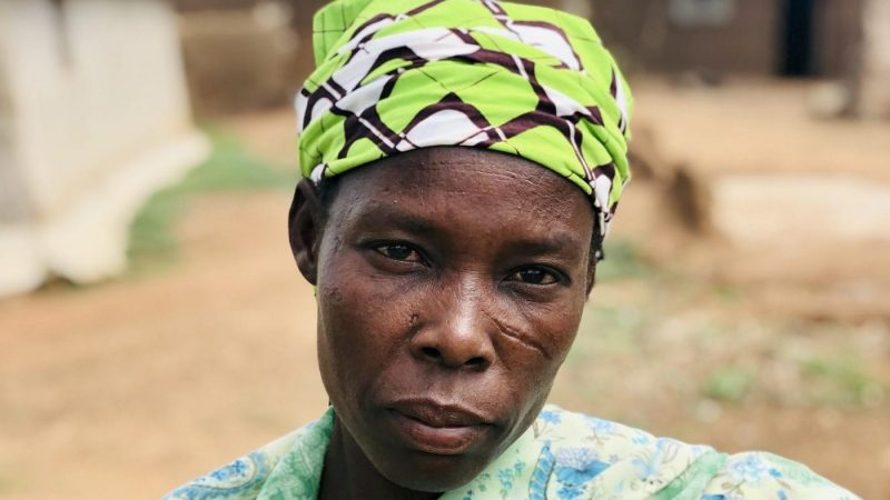 Meet the widows of Dzangola
