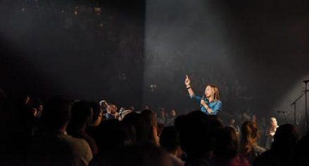 Christine Caine: Will we be found faithful?