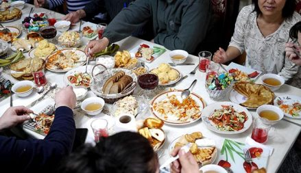 The most dangerous dinners in Central Asia