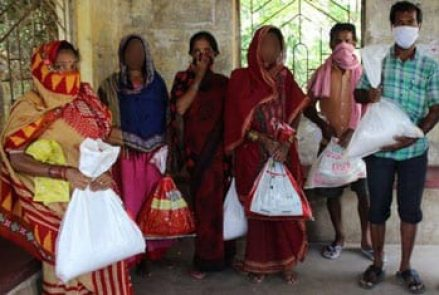 COVID-19 relief in India: 'If you had not come today, we would have taken our lives'