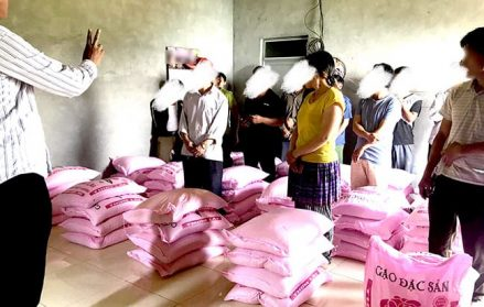 Open Doors partners harassed by authorities while delivering COVID-19 aid in Vietnam