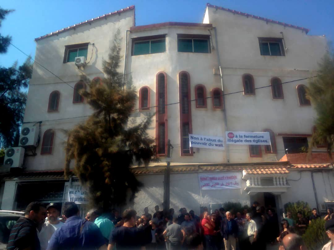 The shocking persecution of Algerian believers